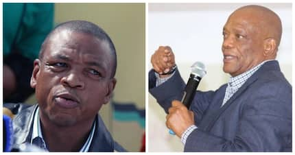 70-year-old Job Mokgoro is the new North West premier