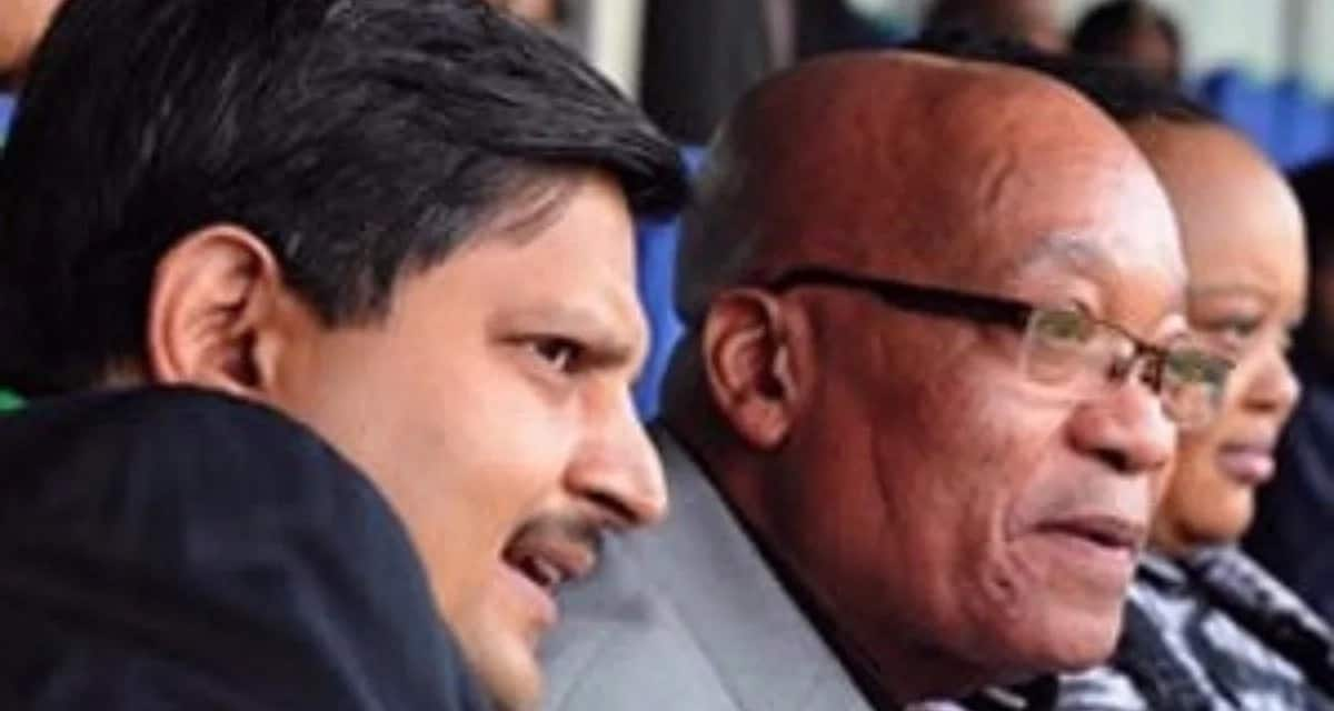 The SAP-Gupta scandal might expose more behind the guilty parties involved in state capture