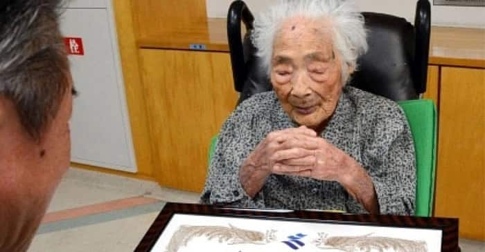 Nabi Tajima was the world's oldest known person. Source: The Betoola Advocate