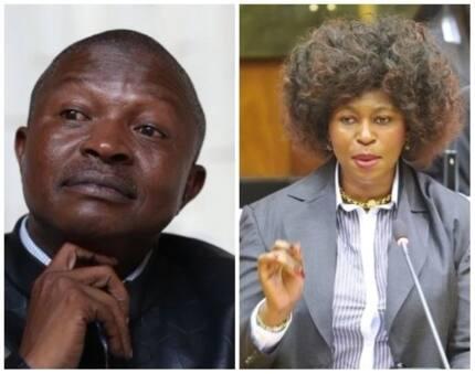 Makhosi Khoza says David Mabuza would be South Africa's future president