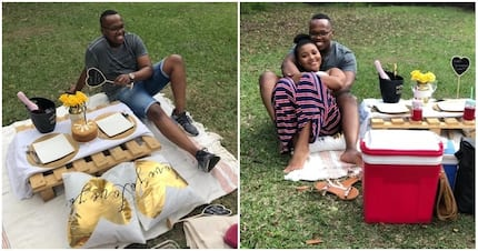 Man's bae makes his birthday super special: 'This is what love is'