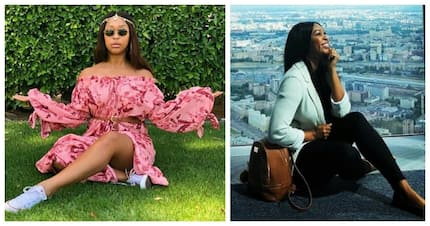 Black Twitter convinced that Minnie Dlamini is pregnant with a little Jones