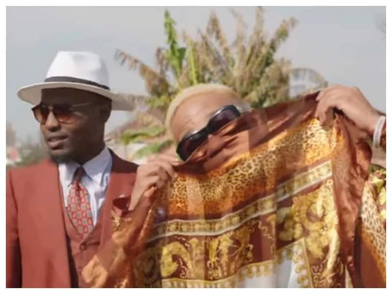 5 awesome moments in AKA's new music video Fela in Versace