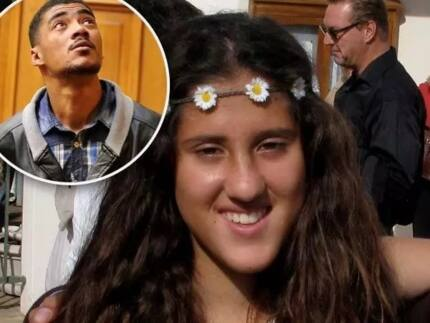 Franziska Blöchliger's killer sentenced to 2 life terms behind bars