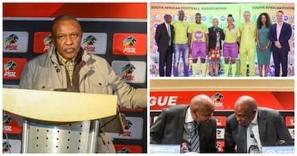 PSL threatens to take SAFA to court over R50m Outsurance sponsorship conflict
