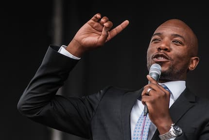 Maimane: The ANC has led SA to an economic collapse…SA needs leadership that understand economy