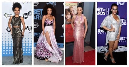 Pearl Thusi flies SA flag high at Global Citizen New York event