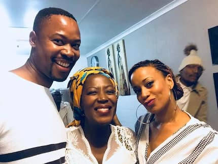 Ngcukana and Stuurman attract celeb attention after making it official