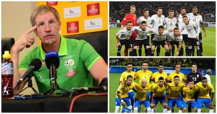 Bafana-Bafana remain 72nd on FIFA world rankings