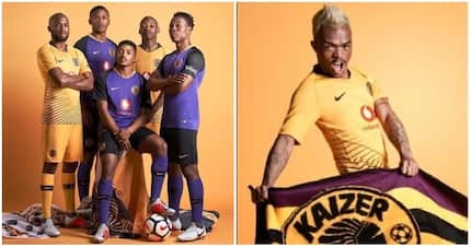 Fans react to new Kaizer Chiefs jerseys: Is Lady Zamar's stylist styling the Chiefs too?