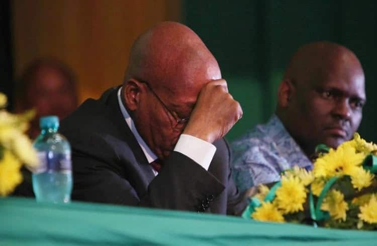Possible ANC split looms as support for former president Zuma continues