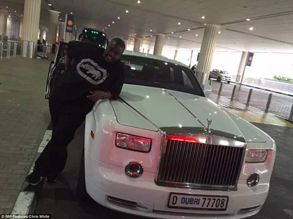 Lifestyles of Zimbabwe's wealthy young elite