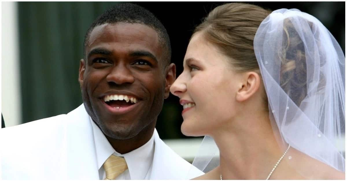 5 Reasons why women get mad when a black man dates a white