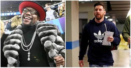 Floyd Mayweather and Lionel Messi top list of highest-paid athletes