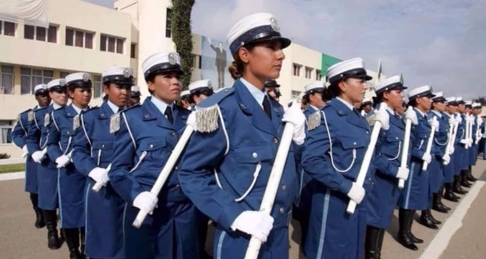 Top 10 best police forces in Africa
