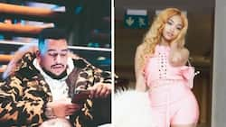 Tweeps are done with Nicole Nyaba after posting pictures in AKA's house