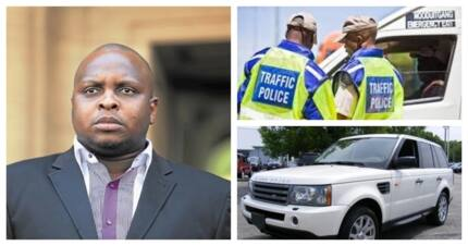 EFF deputy Floyd Shivambu arrested for speeding after being caught doing 182km/h