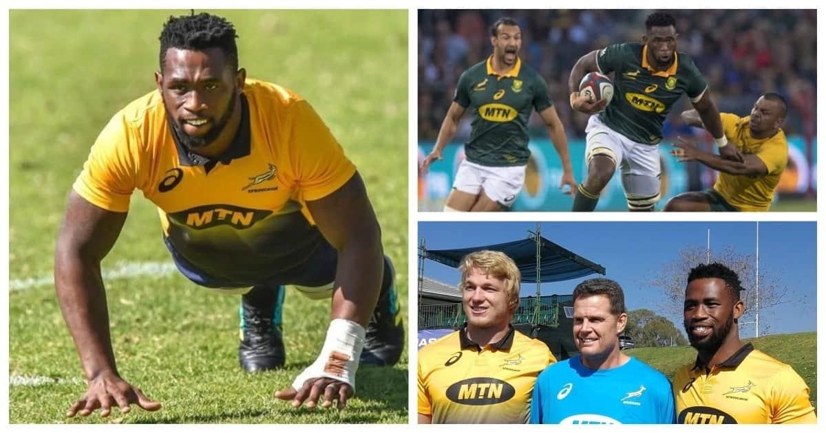 Siya Kolisi: 5 attributes which will make him a great Springbok captain