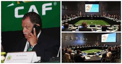 Danny Jordaan receives COSAFA backing to fill vacancy at powerful FIFA Council