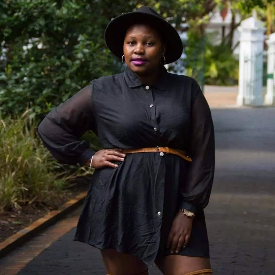"Curvy model inspires other women: ""Self-love is for thick girls"""