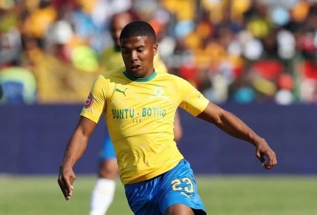 Sundowns winger Lyle Lakay getting to grips with the fast paced life of Gauteng