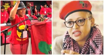 Meet Mandisa Mashego, the EFF's first female provincial leader
