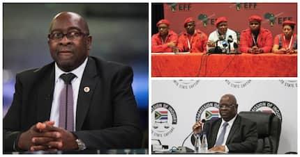 EFF threatens to spill the beans on Nene if he doesn't resign