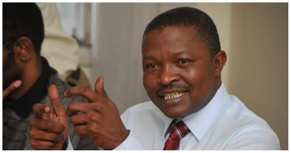 Jealous of a village boy: Mabuza says his opponents need to prove their claims against him