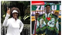 Grace Mugabe's social media post goes viral and raises suspicions