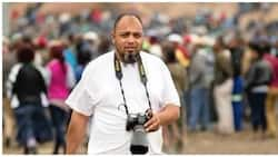 South Africa journalist being held by Syrian militants, family urged to remain hopeful