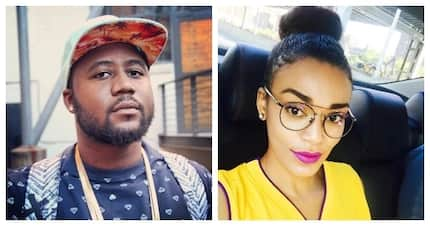 Pearl and Cassper dating rumours: Tweeps have mixed reactions