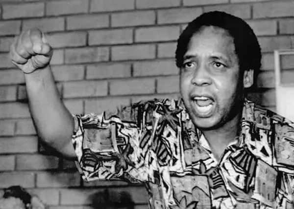 The late Chris Hani pictured in 1990. Source: Google
