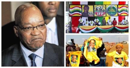 IFP beats ANC in Jacob Zuma's Nkandla home region by-election