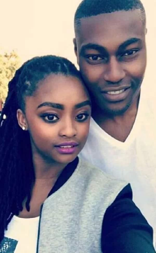 Samkelo Ndlovu's baby daddy finally revealed