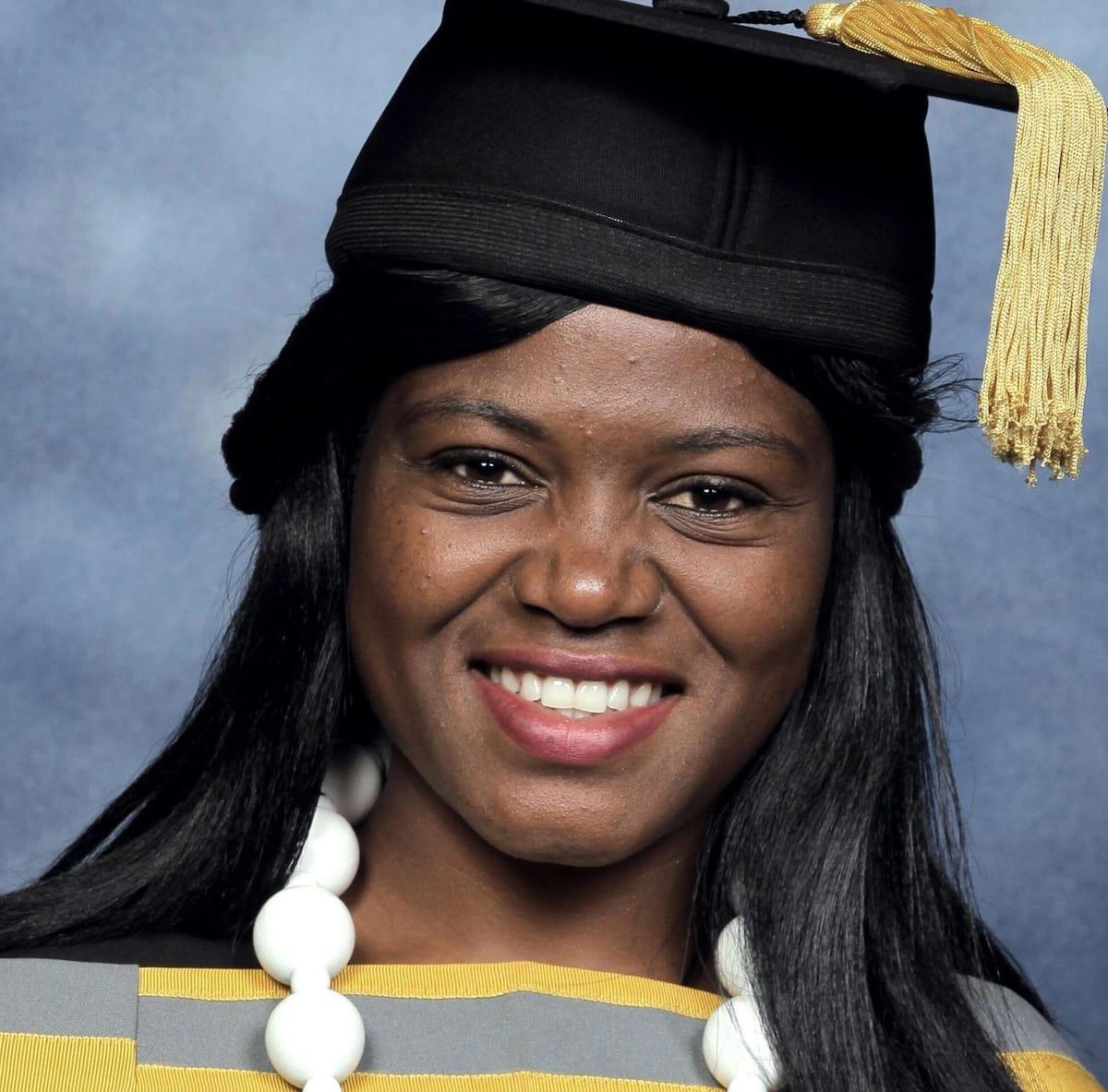 Dorcas Malatjie is aiming high. Source: Kempton Express