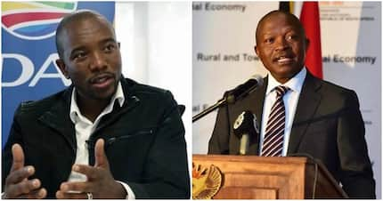 Maimane's open letter to David Mabuza: 'Clarify your trip to Russia'