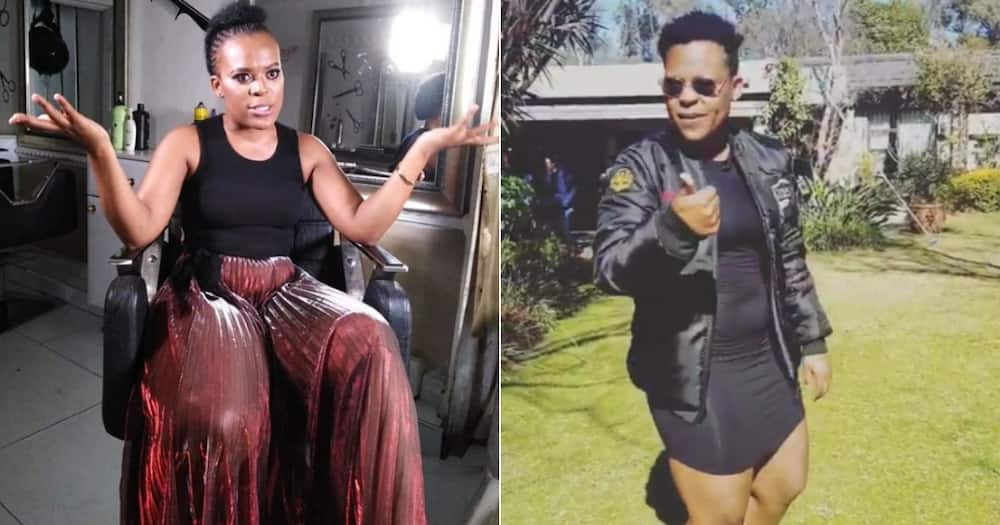 Zodwa Wabantu angers fans by dancing in public with beer in hand