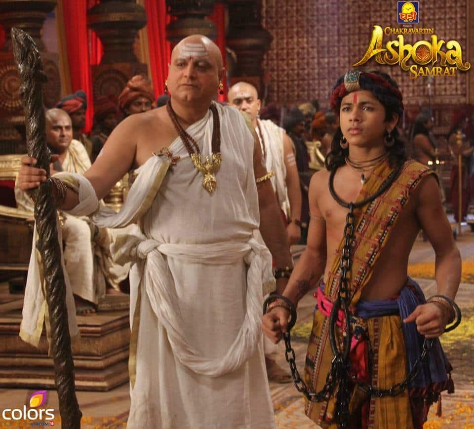 Emperor Ashoka Teasers