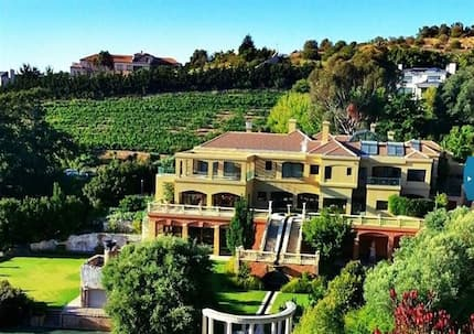Beautiful mansions in South Africa 2018