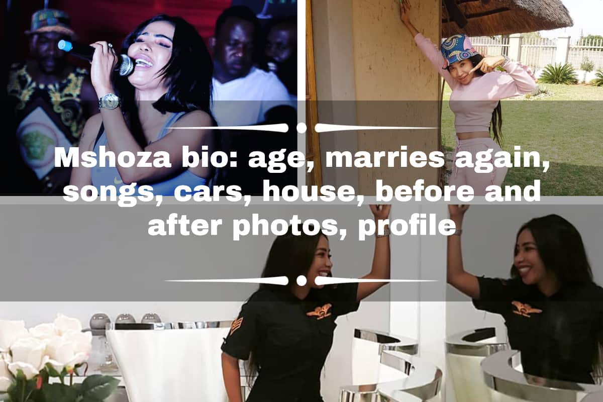 Mshoza Bio Age Marries Again Songs Before And After Photos