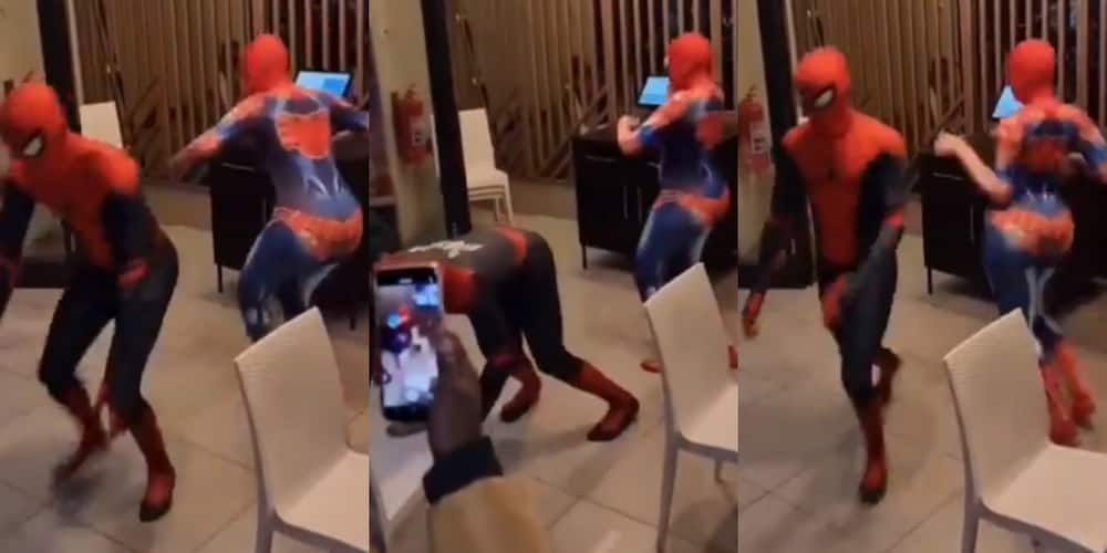 """""""Marvel Needs to Do Something"""": SA Reacts to Mr & Mrs Spiderman's Lit Dance Moves"""