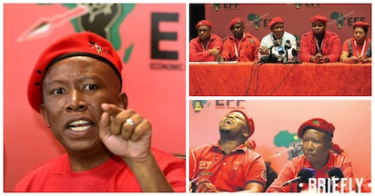 EFF responds to VBS allegations: No reason not to believe Shivambu