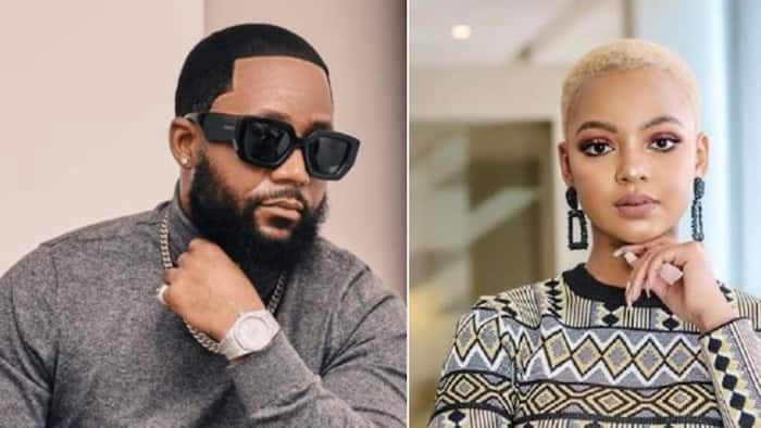 Cassper Nyovest's relationship with Mihlali has tongues wagging