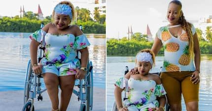 Meet Sherlyn Lopez - The inspirational wheelchair-bound dancer