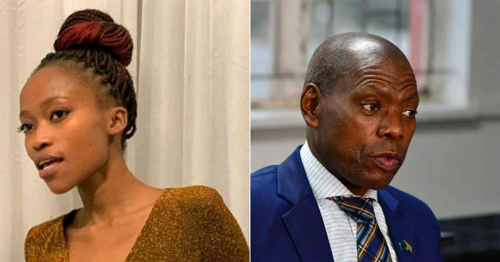 Woman Shares Hilarious Video Reaction to Mkhize R90m Scandal, SA Can't Deal