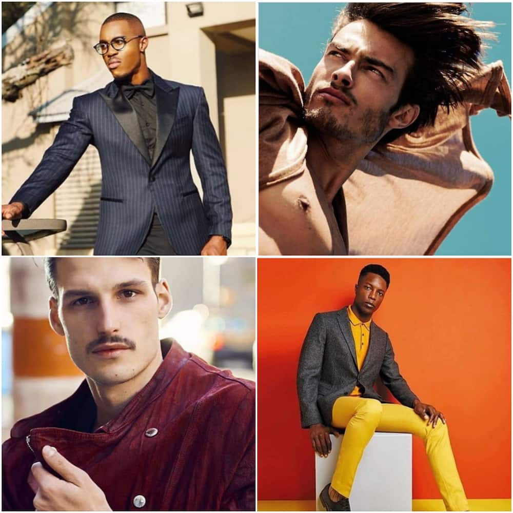 South African male who are world class