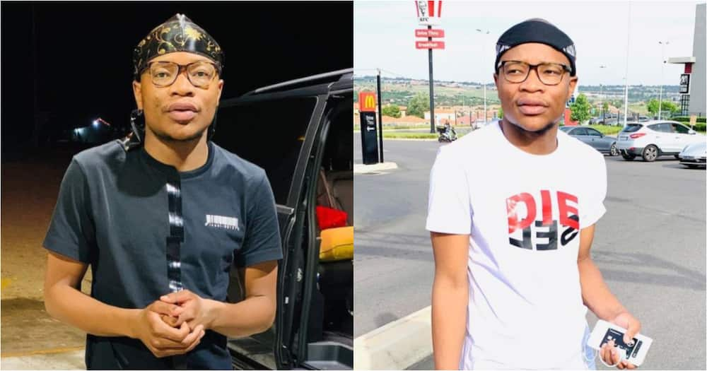 Master KG leaves Mzansi impressed with stunning luxury car collection