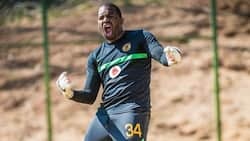 Itumeleng Khune reminds Mzansi that he is still one of the best goalkeepers