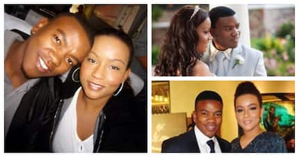 Loyiso Bala and wife celebrate 7 years together with beautiful messages