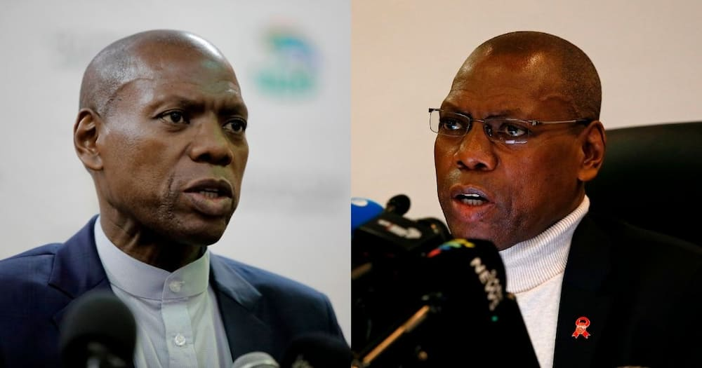 Mkhize says there's no need for him to step aside while SIU probe tender